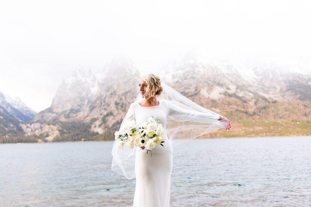 bride grand teton